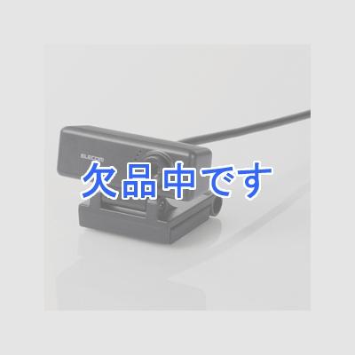 ELECOM  UCAM-C310FBBK